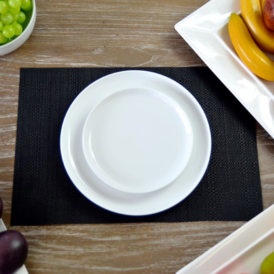 Rectangular Placemat In Various Colours