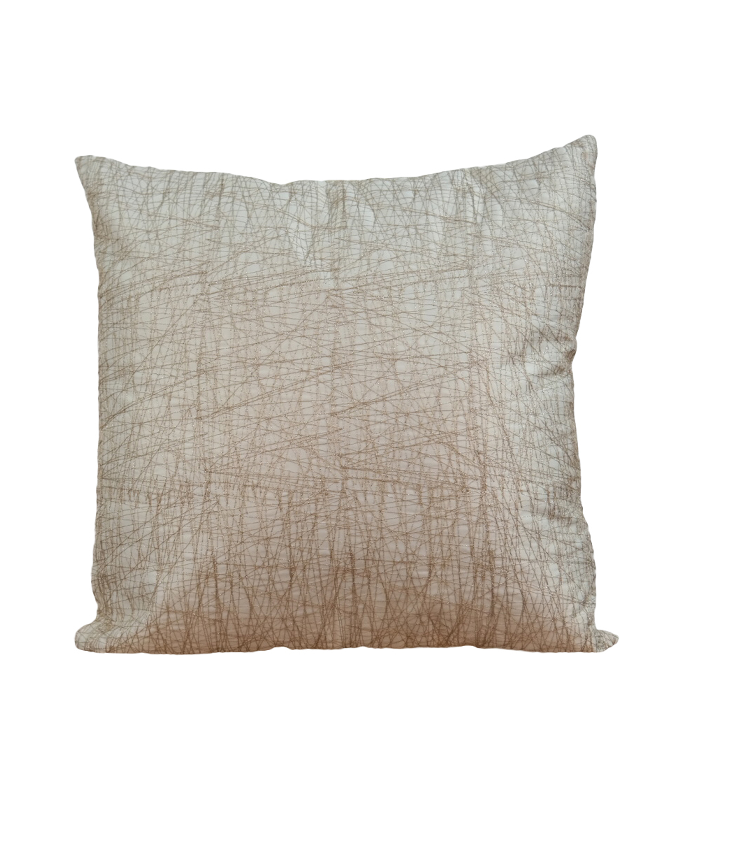 'Ivory stitch' cushion