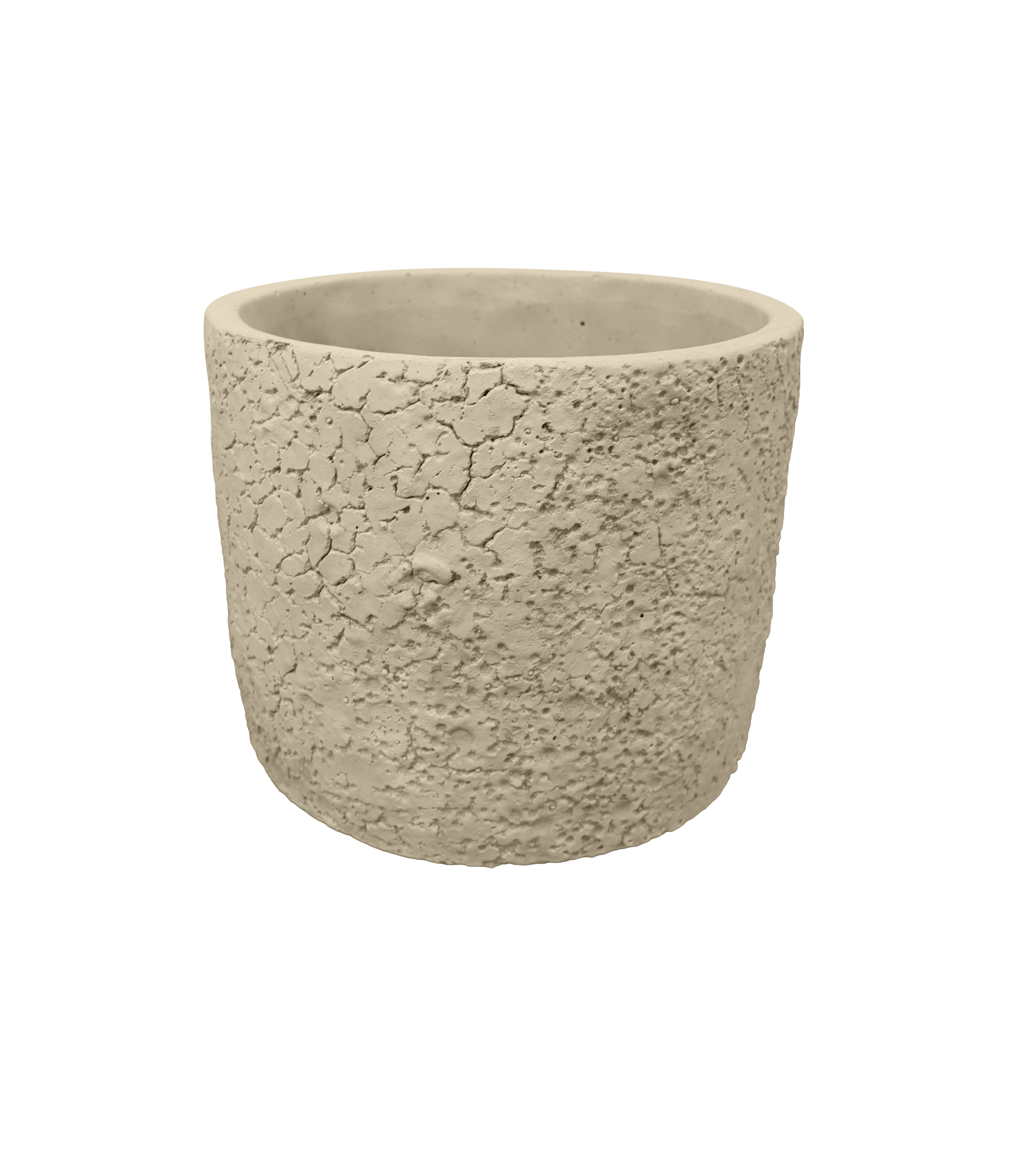 Tuft pots from