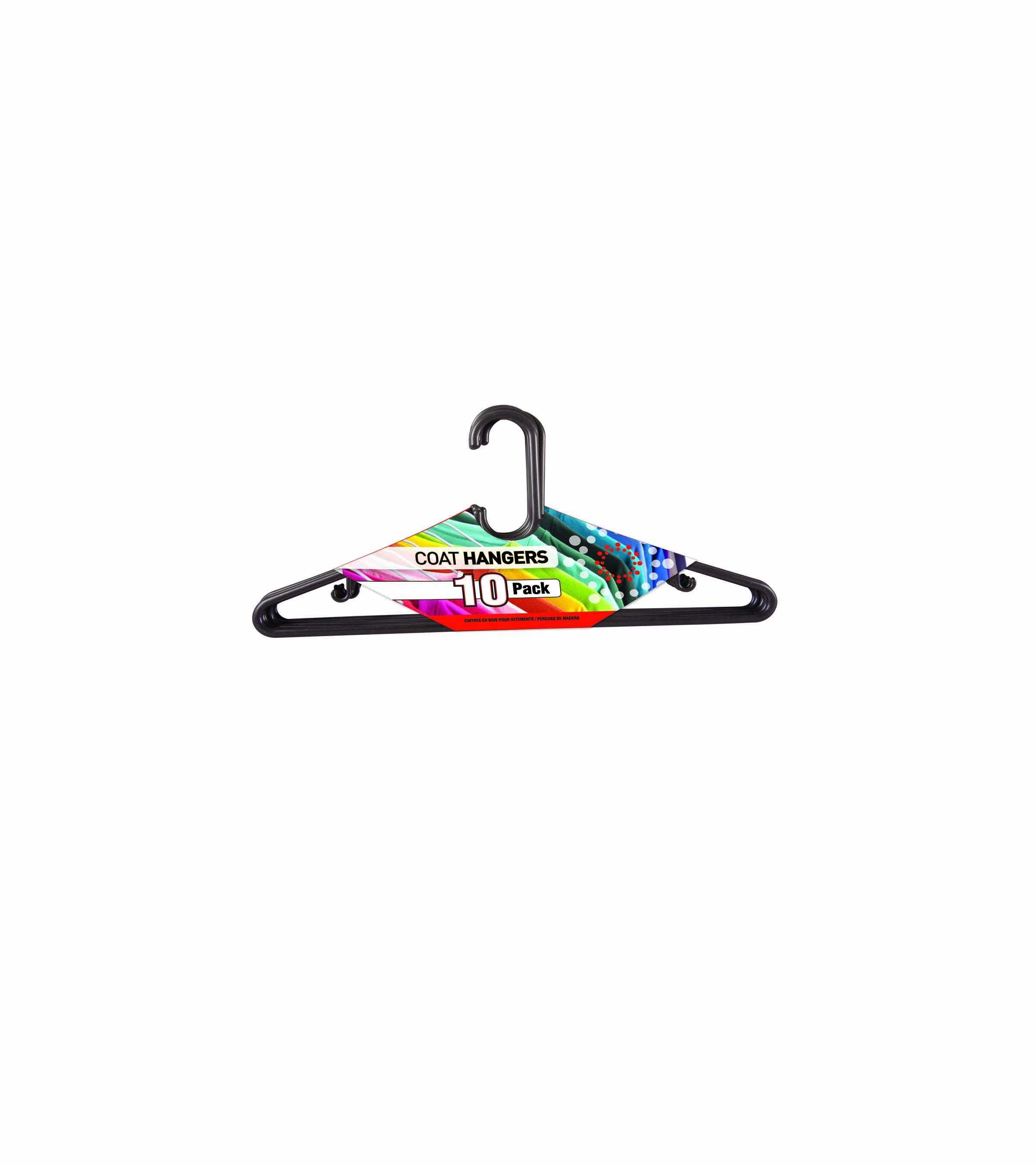 Hangers 10pk