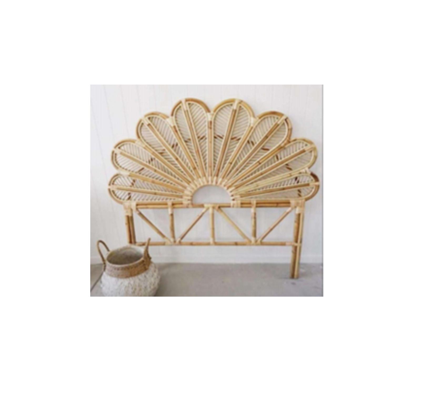'Fan' Bed heads from