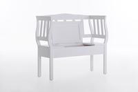 BE 5 WHITE OPEN SEATER